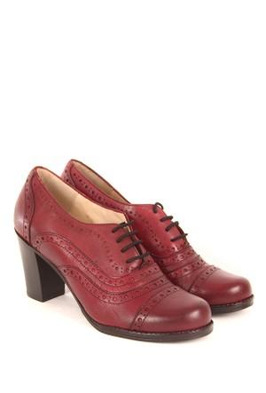 Gön Deri Kadın Ayakkabı 23184