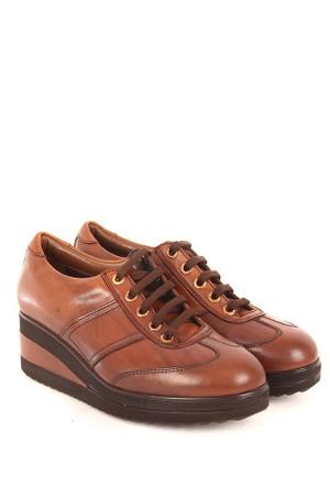 Gön Deri Kadın Ayakkabı 11011