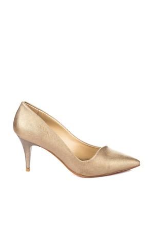 Pembe Potin Stella Bakır Ayakkabı