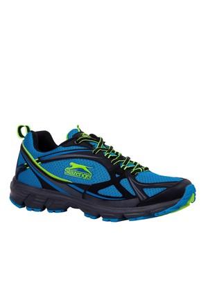 Slazenger Karto Koşu Erkek Ayakkabı Mavi