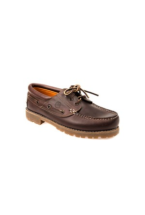 Lumberjack Erkek Ayakkabı 6322L Barca Koyu Kahverengi