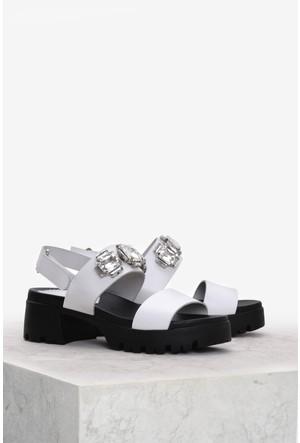 İlvi Vers Gm 56 Kadın Sandalet