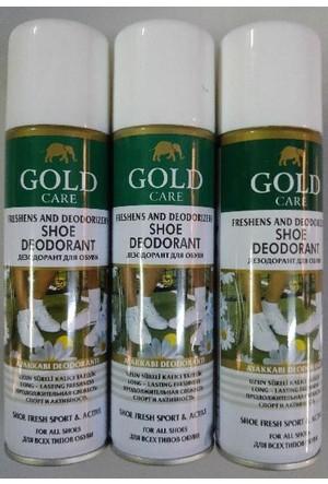 Gold Care Ayakkabı Deodorantı