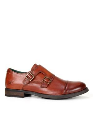 Freefoot Taba Hakiki Deri Özel Tasarım Erkek Ayakkabı 6596