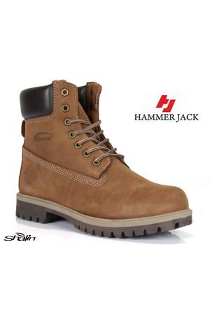 Hammer Jack 1101 Kum %100 Deri Erkek Bot