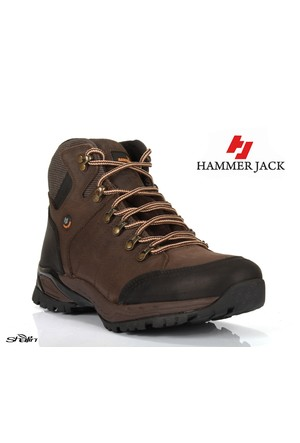 Hammer Jack 16775 Kahve %100 Deri Erkek Bot