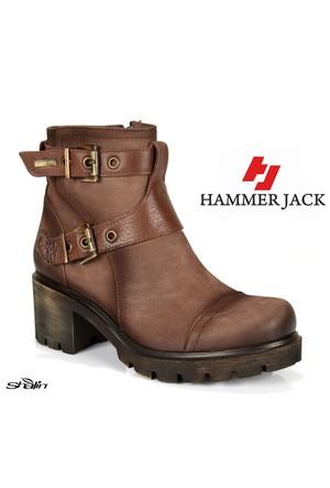 Hammer Jack 51050 Hakiki Deri Kadın Bot