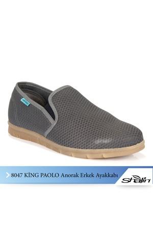 King Paolo 8407 Füme Günlük Yazlık Erkek Spor Ayakkabı