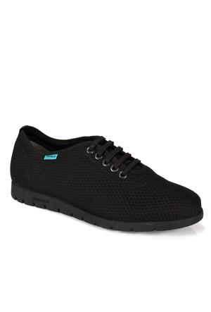 King Paolo 8604 Siyah Günlük Yazlık Erkek Spor Ayakkabı