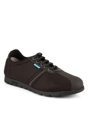 King Paolo 8588 Siyah Günlük Yazlık Erkek Spor Ayakkabı