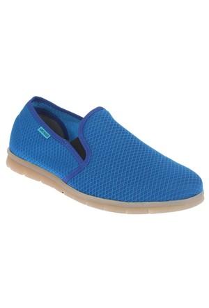 King Paolo 8407 Mavi Günlük Yazlık Erkek Spor Ayakkabı