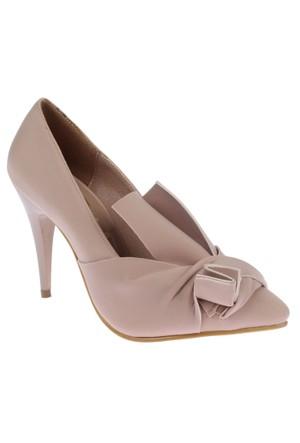 Shalin Şhk 425 Bej Bayan Ayakkabı