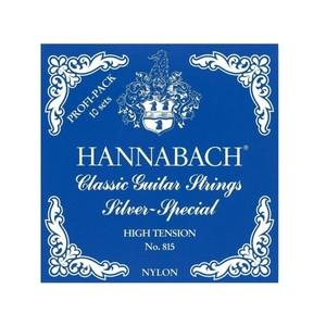hannabach 815 ht klasik gitar teli high tension