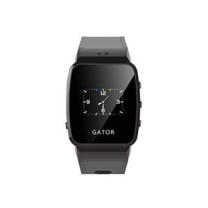 gator telefon gps özellikli siyah çocuk saati
