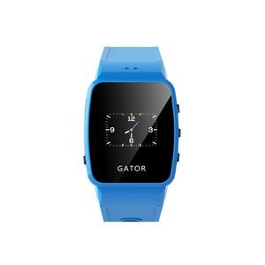 gator telefon gps özellikli mavi çocuk saati