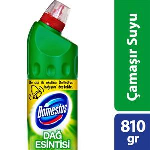 domestos çamaşır suyu dağ esintisi 810 gr