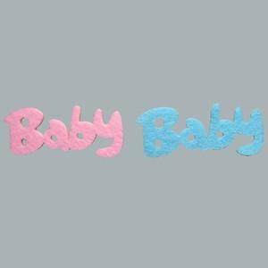 tahtakale toptancısı baby keçeden yazı 100 adet - mavi