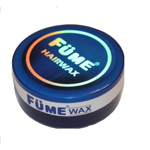 füme jel wax saç jölesi mavi