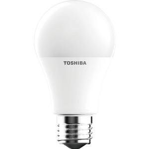 toshiba 6.5w 40w 470lm standart e27 470lm duylu 230v sarı led lamba