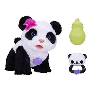 hasbro a7275 oyuncu panda pompom furreal 4 yaş