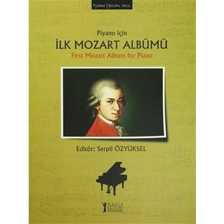 Piyano için İlk Mozart Albümü / First Mozart Album for Piano