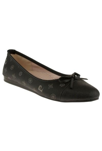 Pierre Cardin 45824 Fiyonklu Siyah Kadın Ayakkabı