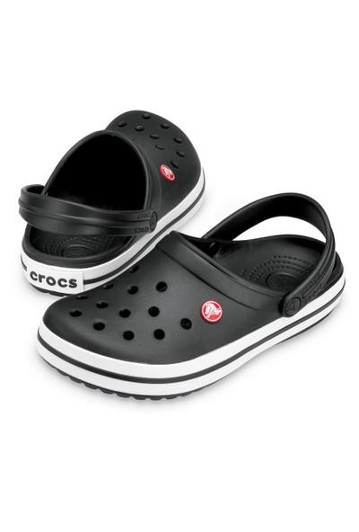 Crocs Crocband Clog Siyah Unisex Terlik