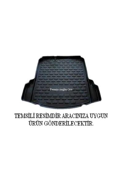 Demircioğlu Ford Courier Combi Bagaj Havuzu Siyah 2014 -