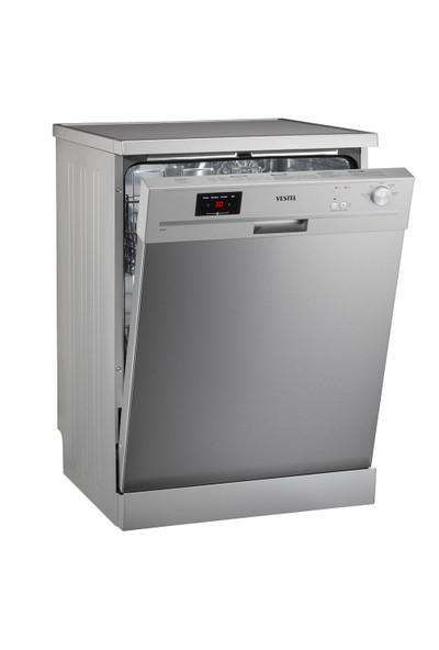Vestel BM- 401 X A++ 4 Programlı Bulaşık Makinesi