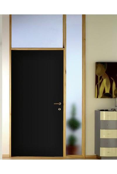 d-c-fix Düz Siyah Mat Yapışkanlı Folyo | 90cmx15m