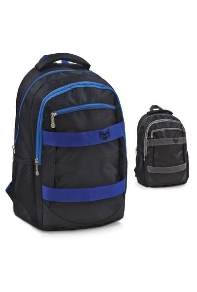 Mikro 560-1 Okul Çantası Mavi
