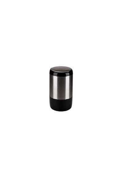 Primanova Lima Siyah 20 lt Çöp Kovası 48*26 cm