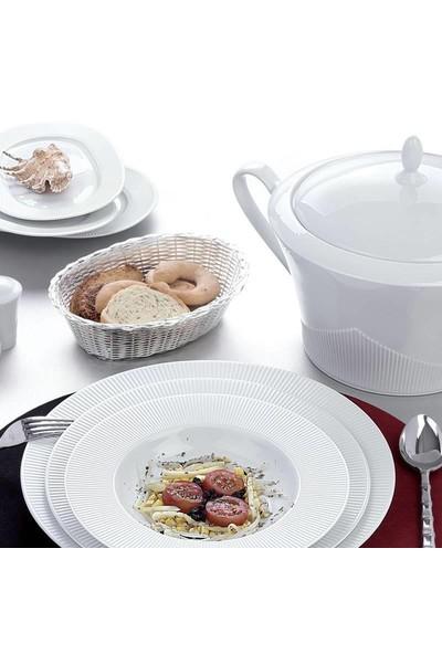 Kütahya Porselen Mitterteich Adler 83 Parça Yemek Takımı