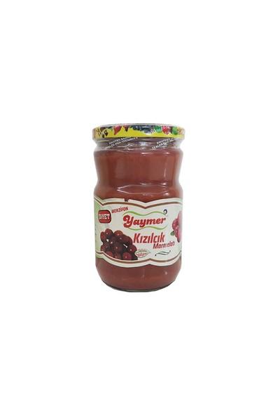 Yaymer Merzifon Diyet Kızılcık Marmelatı 700 gr