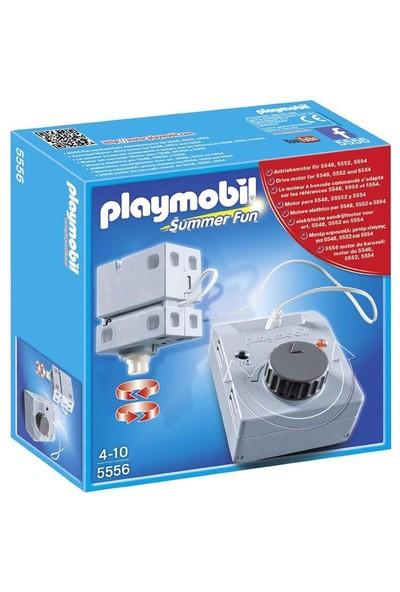 Playmobil Summer Fun Elektrikli Motor Oyun Seti 5556