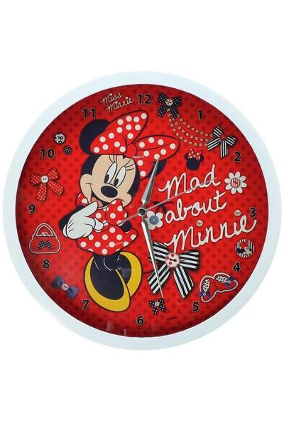 Minnie Mouse Duvar Saati