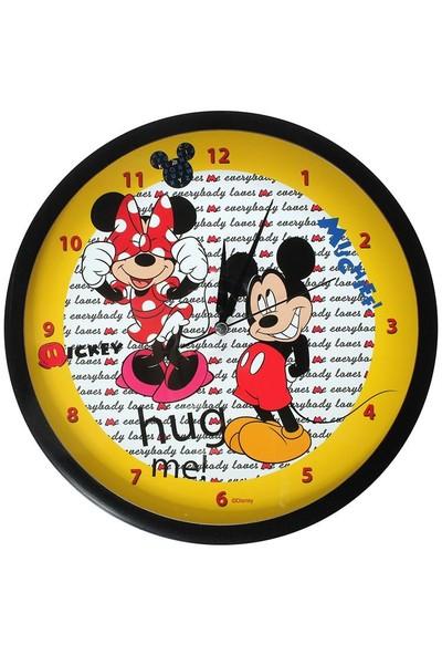 Mickey Mouse Duvar Saati