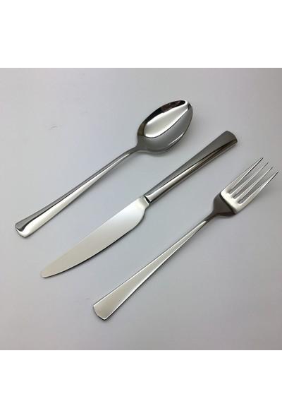 Smeraldo Elif model Yemek Bıçağı 12 Adet