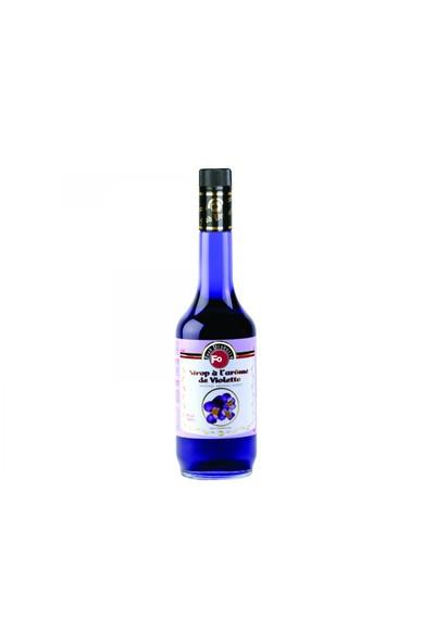 Fo Menekşe Aromalı Kokteyl ve Kahve Şurubu 700ml