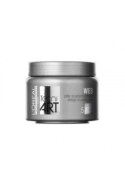 Loreal Paris Tecni Art A-Head Web Doku Veren Lifli Gum Wax 150ml