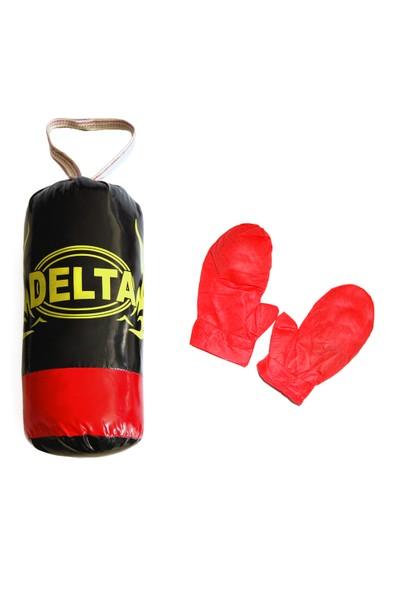 Delta Çocuk Boks Seti ( Boks Torbası & Eldiven ) - DBS 99788