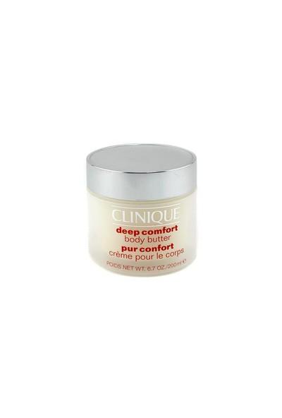Clinique Deep Comfort Body Butter 200 Ml Vücut Nemlendiricisi