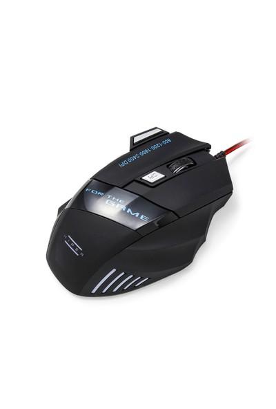Hiper X-70 7 Tuşlu 4 DPI Destekli Oyuncu Mouse
