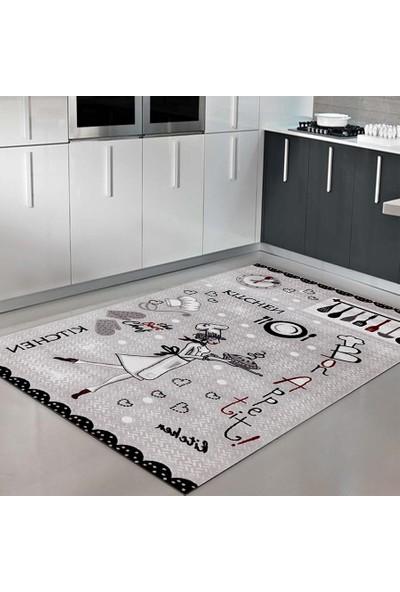 Padişah Duru DR035-95 Mutfak Halısı 150x233 cm
