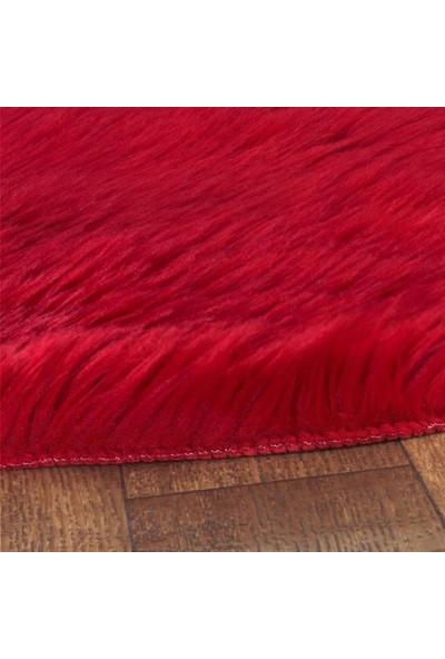 Post Halı Kırmızı 140X200 Cm