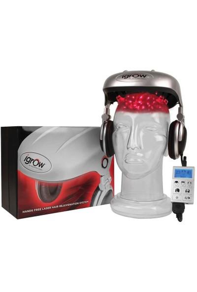 Igrow Lazerli Saç Çıkartma Ve Dolgunlaştırma Cihazi (Fda Onaylı)