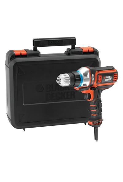 Black&Decker MT350K-QS 300W 10mm Çok Amaçlı Matkap MultiEvo