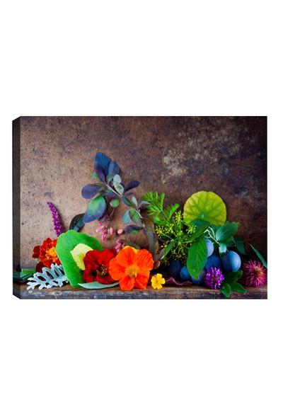 Art Shop Kır Çiçekleri Kanvas Tablo ART307463150-3 50cm x 70cm