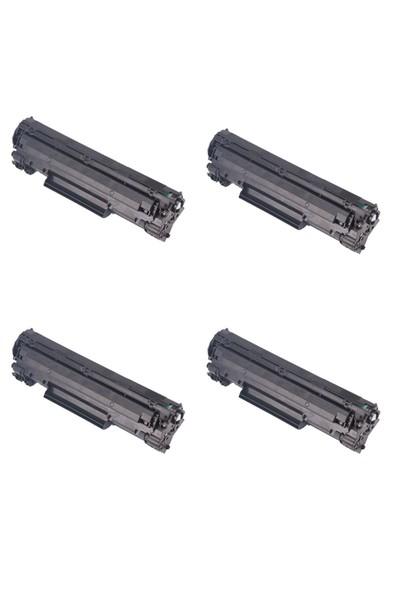Neon Canon İ Sensys Mf212W Toner 4'lü Ekonomik Paket Muadil Yazıcı Kartuş