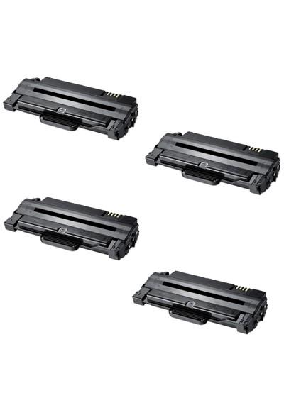 Neon Samsung Laserjet Scx 4623F Toner 4'lü Ekonomik Paket Muadil Yazıcı Kartuş